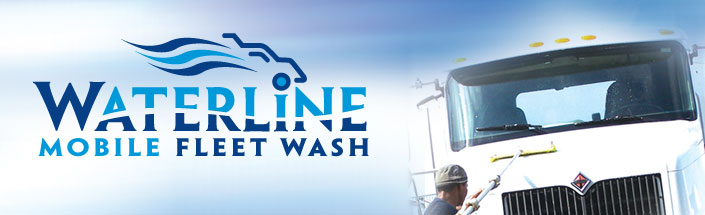 Waterline Mobile Fleet Wash