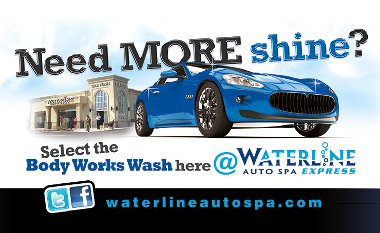 Waterline Body Works Shine